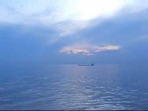 Passing Malacca Strait