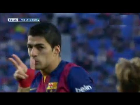 Barcelona vs Córdoba 5-0 | All Goals & Highlights 20.12.2014