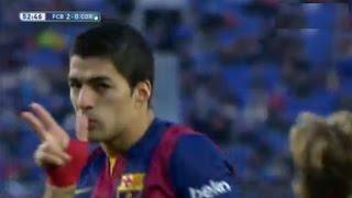 Barcelona vs Córdoba 5-0   All Goals & Highlights 20.12.2014