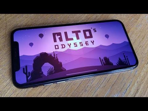 Alto's Odyssey App Review - Fliptroniks.com