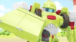 TOBOT English | 222 Fan Belts and Foot Prints | Season 2 Full Episode | Kids Cartoon