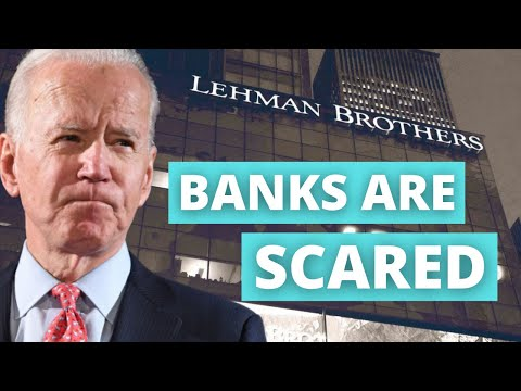 Why Banks Are TERRIFIED For The Economy... Credit Freeze Coming Soon!