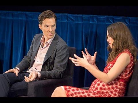 Benedict Cumberbatch & Keira Knightley | Interview | TimesTalks + TIFF