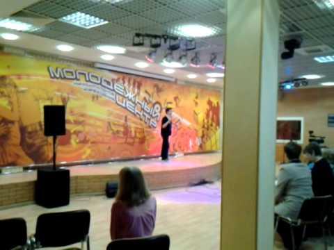 Вениамин Перов. Конкурс на лучшего вокалиста города