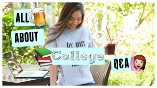 Top 10 Colleges - ALL ABOUT COLLEGE! Grades, parties, making friends, advice & more!