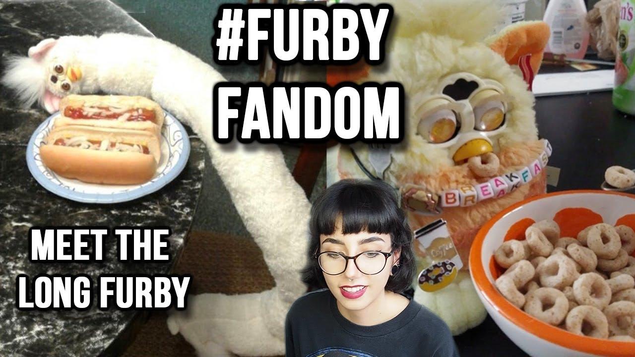 Custom Furbies That Will Haunt You Forever | Tumblr Deep Dive