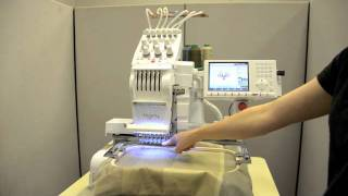 Generations Legacy 6 Needle Embroidery Machine