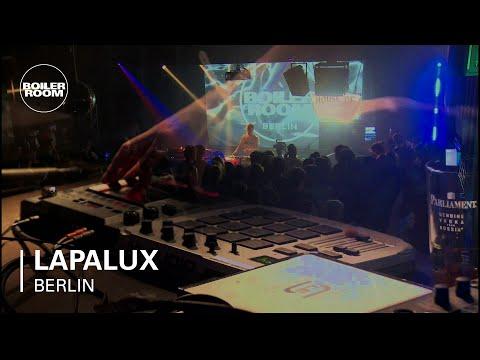 Lapalux House of Vans x Boiler Room Berlin LIVE Show