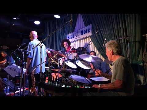 Steve Gadd Drum Solo at Blue Note