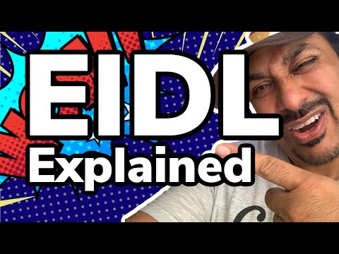eidl-explained-in-detail