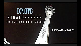 Exploring Stratosphere Las Vegas