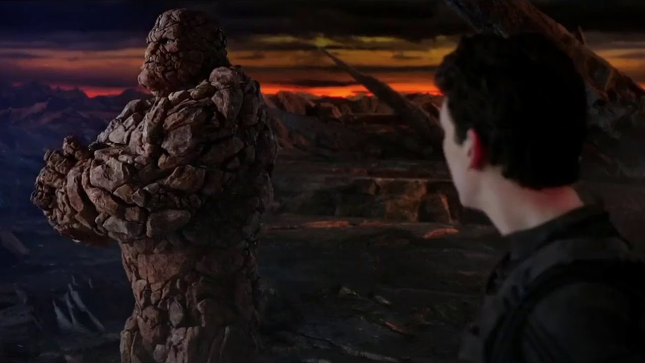 FANTASTIC FOUR - TV Spot #15 'The Thing' (2015) Michael B ...