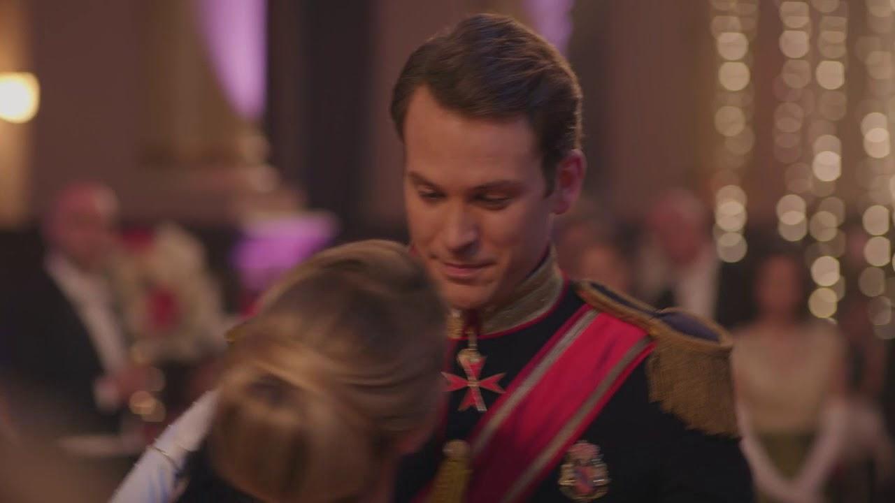 A Christmas Prince Ben Lamb.A Christmas Prince 2017 Princess S Dancing Clip