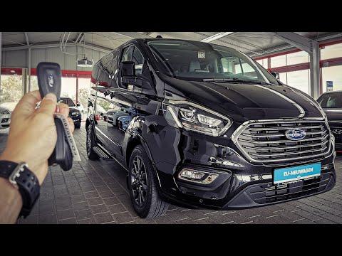 2020 Ford TOURNEO Custom TITANIUM X 2.0 TDCi (185 HP)