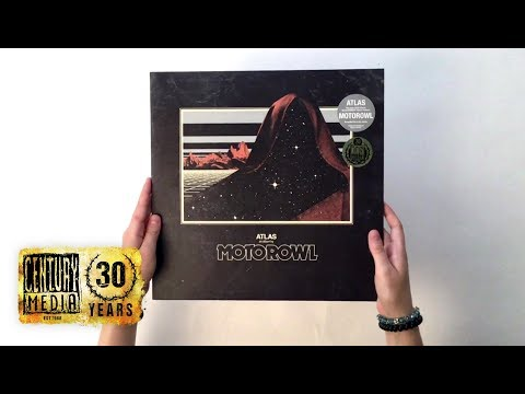 MOTOROWL - Atlas (Unboxing)