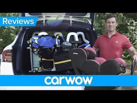 Tesla Model X 2018 practicality review | Mat Watson Reviews
