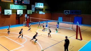 Pallavolo 2ª DIV femminile - Volley Sovico  vs  Easyvolley
