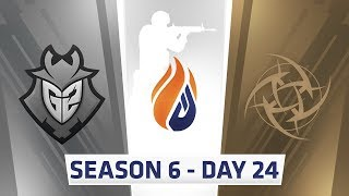 ECS Season 6 Day 24 G2 vs NIP - Cache