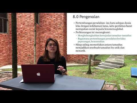 Bab 8 - Dialog Peradaban video presentation