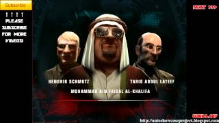 Hitman: Blood Money - Mission 10 - A House of Cards (1/3) WITH WARZ INFO