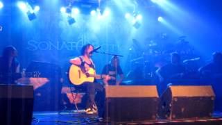Sonata Arctica - The Dead Skin(ACOUSTIC) @ Rytmikorjaamo, Seinäjoki 5.10.2012