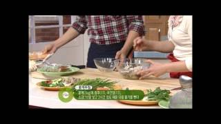 최진흔의 맛있는 요리! - 꽃게탕 & 꽃게무침
