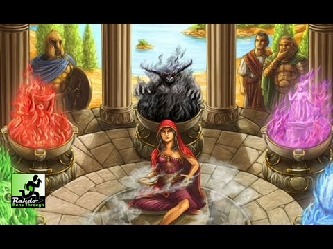 Oracle of Delphi Gameplay Runthrough