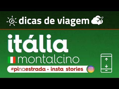 Roteiro pela Toscana: Montalcino, com direito a três vinícolas produtoras de Brunello de Montalcino!