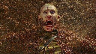 Муравьи съедают человека. Индиана Джонс и Королевство хрустального черепа. 2008