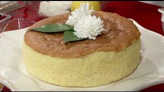 En La Cocina con Gerónimo - Pastel nube de queso