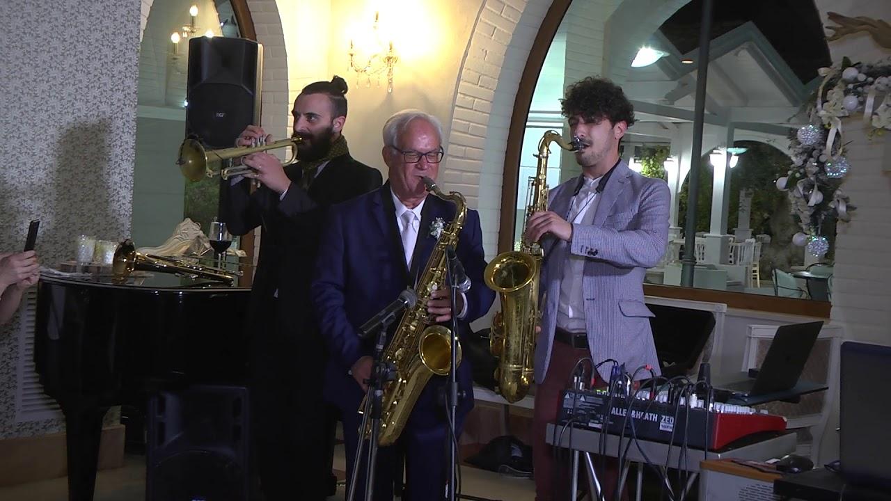 Matrimonio In Jazz : Matrimonio fabiola e michele momento di musica jazz youtube
