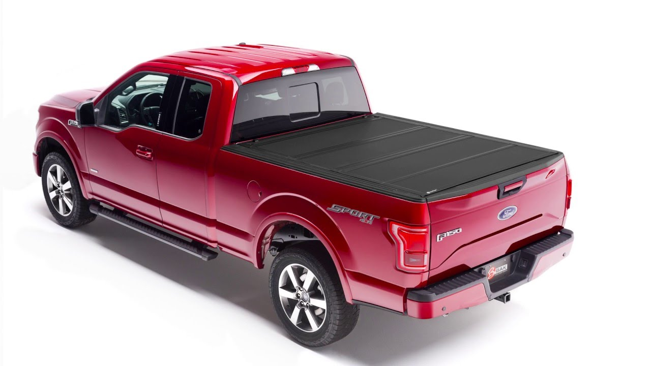 Bakflip Mx4 Hard Folding Tonneau Cover Bak Industries Bak
