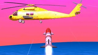 Boom Rockets 3D - Level 21-30 Gameplay (Android / iOS) screenshot 4