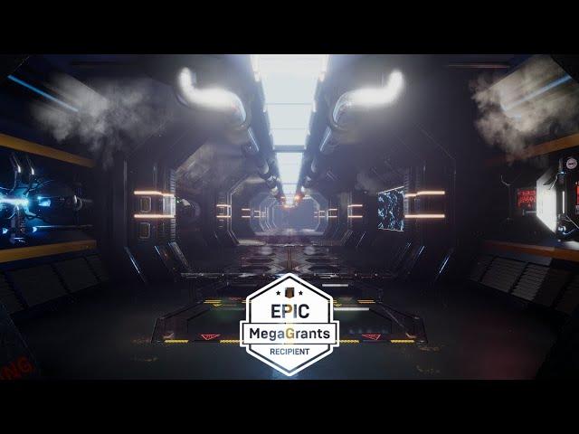 VR EXPO WORLD | Футуристичная виртуальная выставка (Тизер проекта)