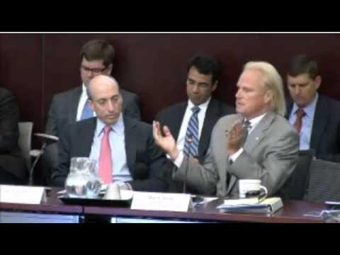 CFTC Bart Chilton HFT Meeting.avi