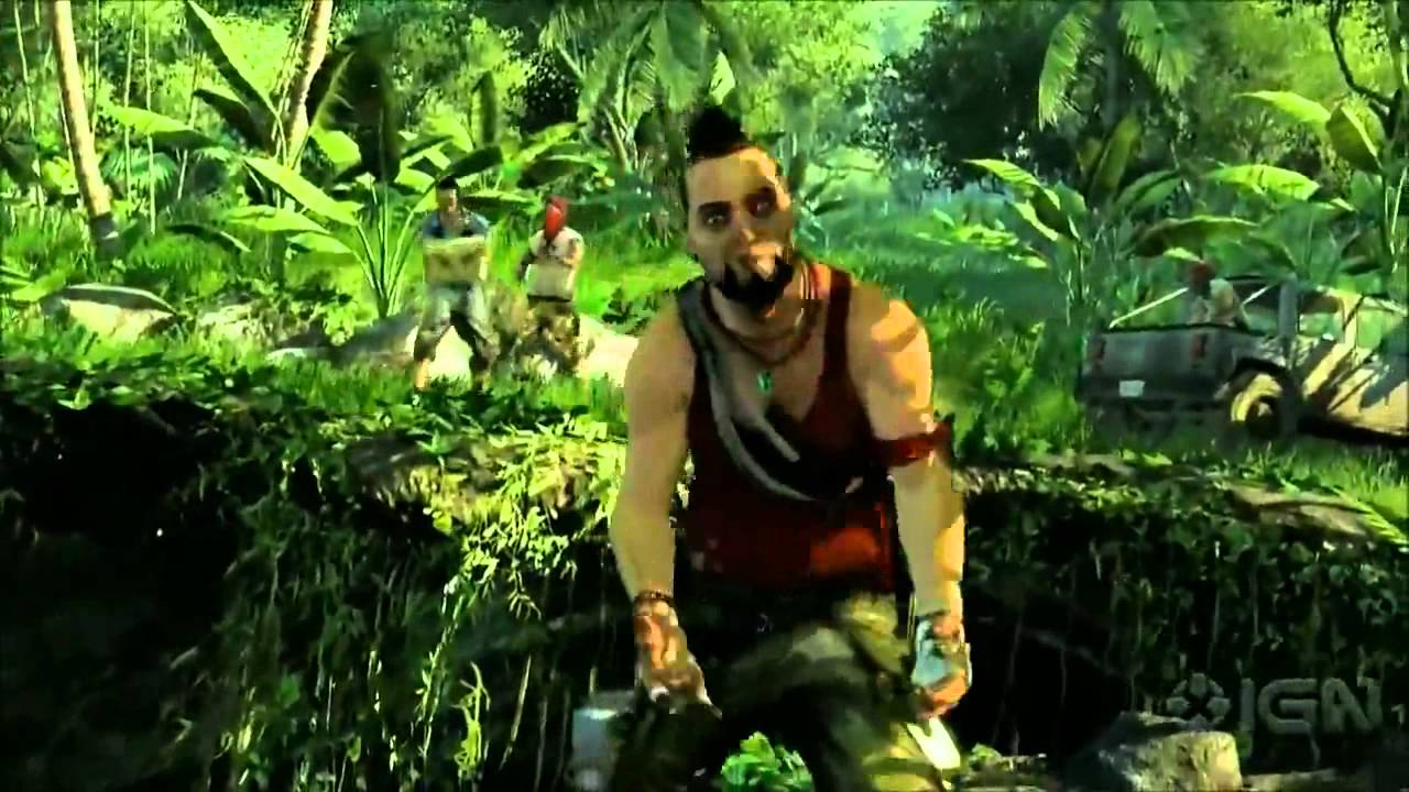 Far Cry 3 Vaas Definition of Insanity - YouTube