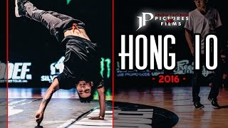 B-Boy Hong 10, from Korea • 2016 Trailer