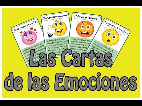 Las Cartas de las Emociones: juego-dinámica para aprender inteligencia emocional