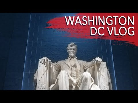 National American History Museum + National Portrait Gallery | Washington, DC Vlog