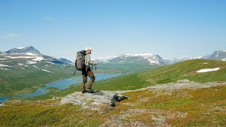 Ruonek - Five Days Solo in the Mountains