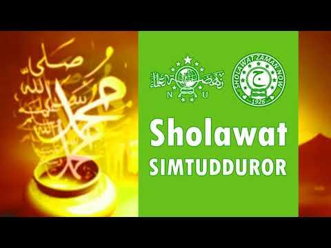 Sholawat Simtudduror Maulid Nabi Muhammad SAW Lengkap