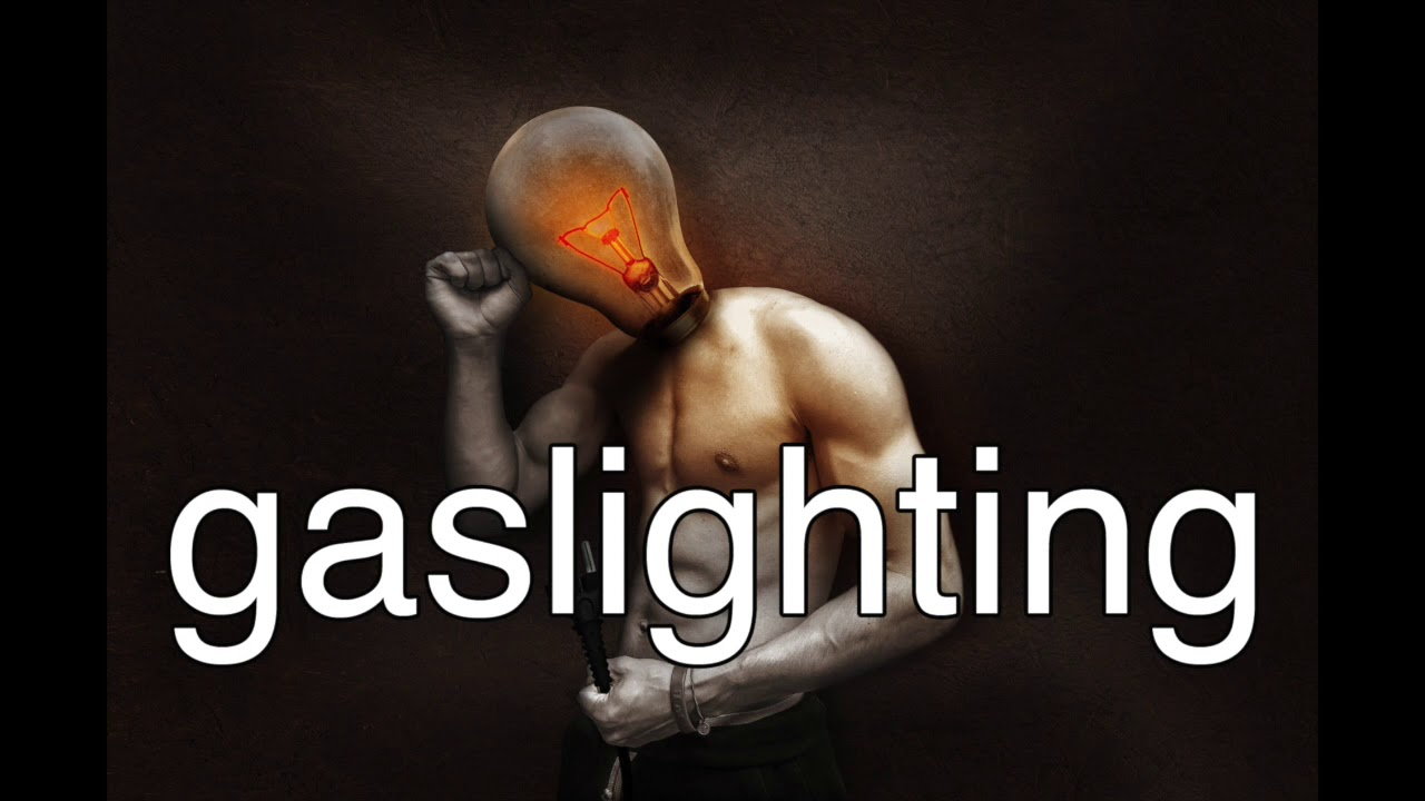 How a Narcissist uses gaslighting to make you have self doubt, and to get  negative fuel from you