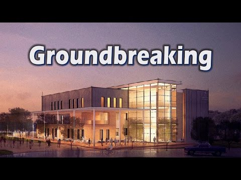 University of Dallas Student Services & Administration Building Groundbreaking