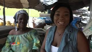 Matin Bonheur | Passe-Partout: Nécy NDRI à la rencontre des vendeuses de fruits