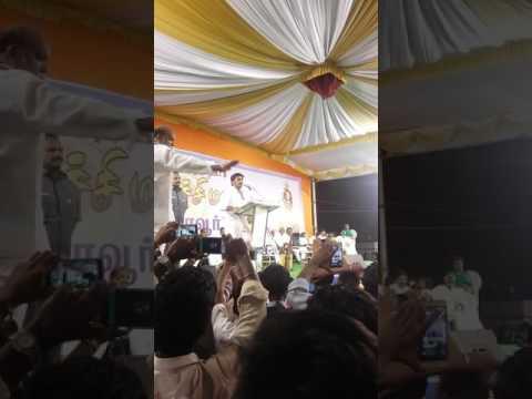 Mutharaiyar Meeting Thanjavur 2017 Super Speech Annan R.V.Balamurugan.avg