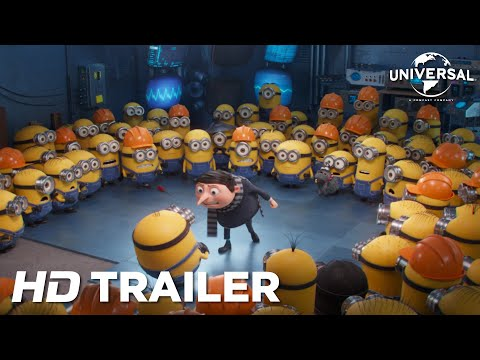 Minions: Nace un Villano – Tráiler Oficial (Universal Pictures) HD