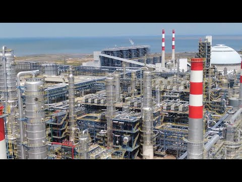 Brunei-China joint venture to invest 13.65 bln USD on petrochemical expansion