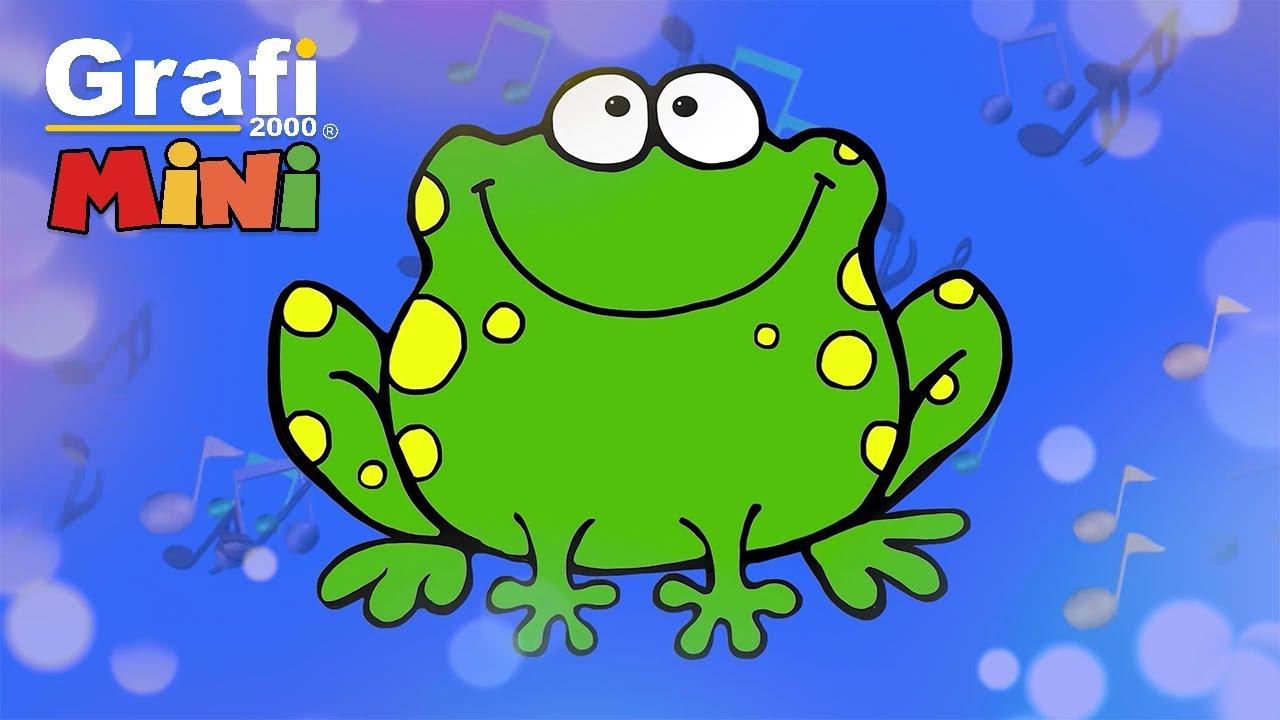 Çürük Ali ve Mikrop Necati - Küçük Kurbağa (Çocuk Şarkı)