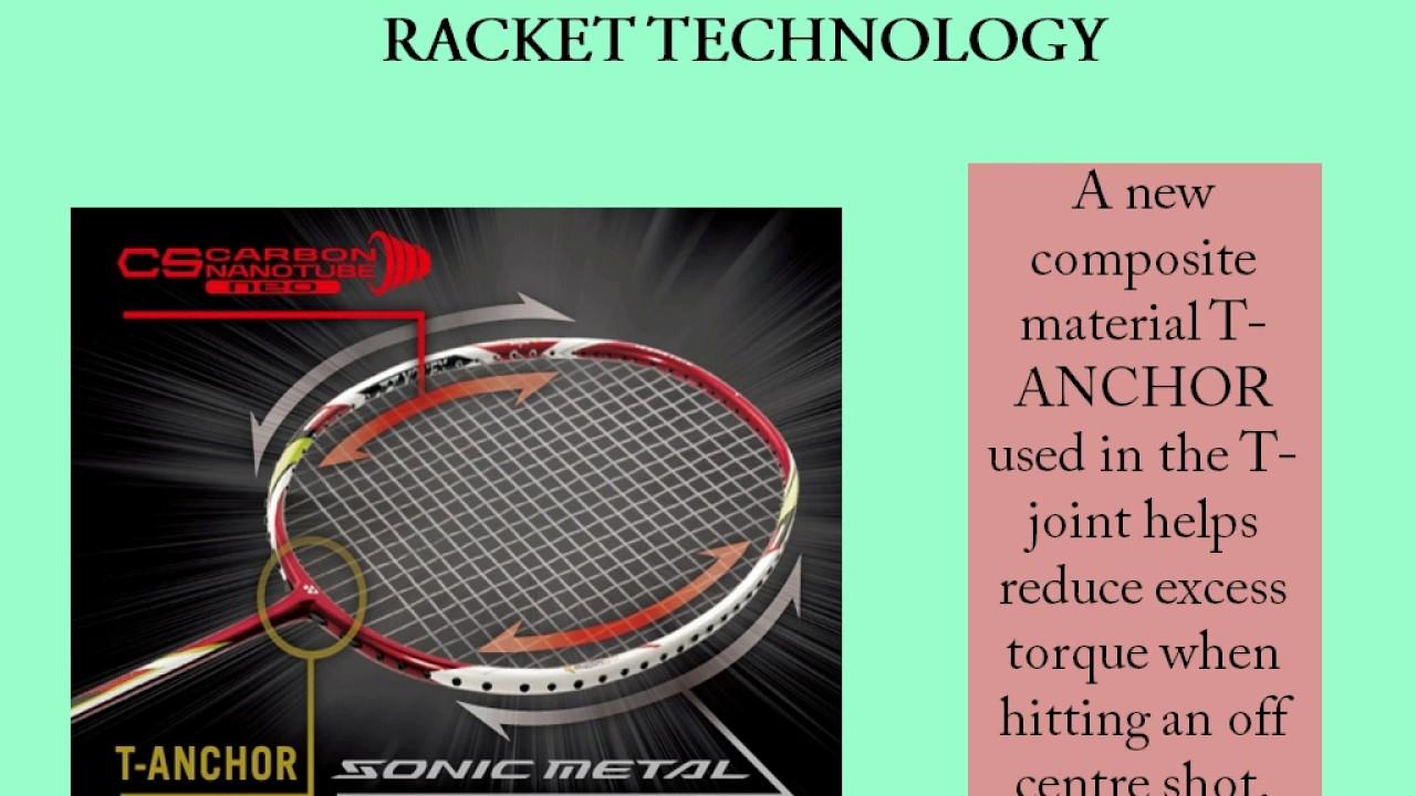 Best Yonex Badminton Rackets For Smashes