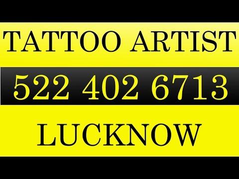 Best Tattoo Artist in Lucknow